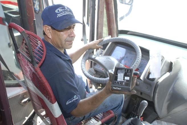 Buses tendrán GPS y cámaras