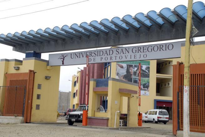 Conea pide que la Universidad San Gregorio de Portoviejo y otras 25 más sean cerradas