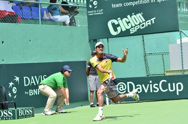 Dobles en la Copa Davis