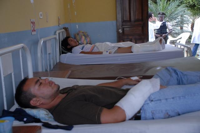 Estudiantes heridos en manifestaciones pondrán denuncia