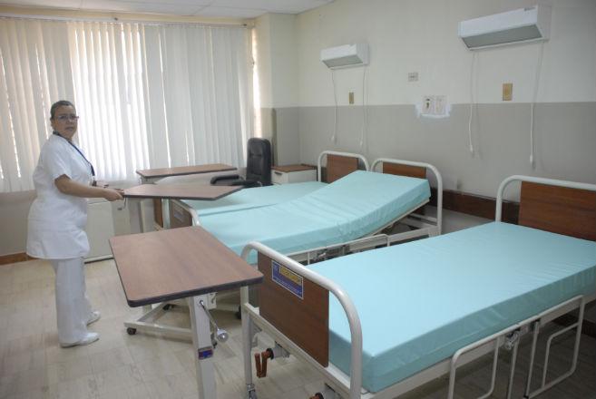 Se incrementarán 57 camas en el IESS