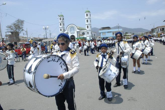 Picoazá celebra 129 años de parroquialización