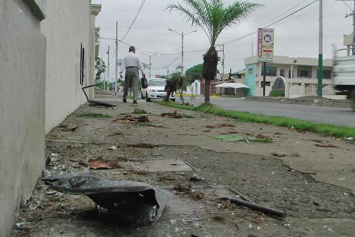 Nuevo accidente en avenida Reales Tamarindos