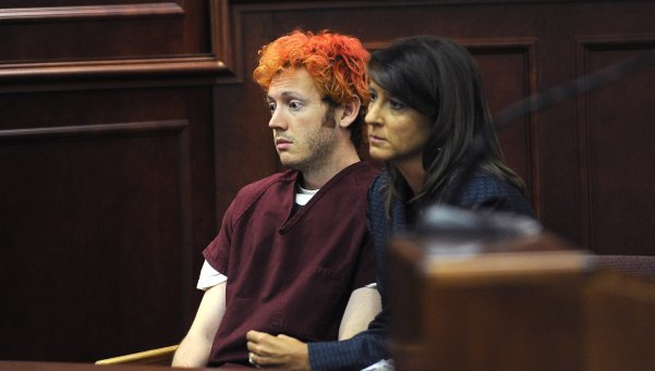 James Holmes comparece ante tribunal de Colorado