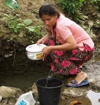 Cifras muestran la severidad de la sequía en Manabí