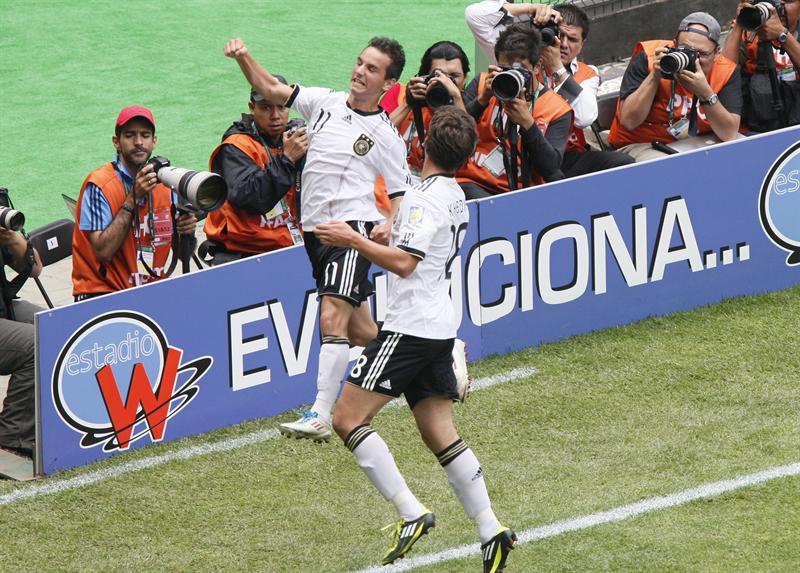 Alemania logra el tercer lugar en el Mundial Sub 17