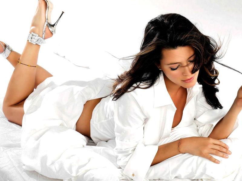 Alicia Machado vuelve a desnudarse