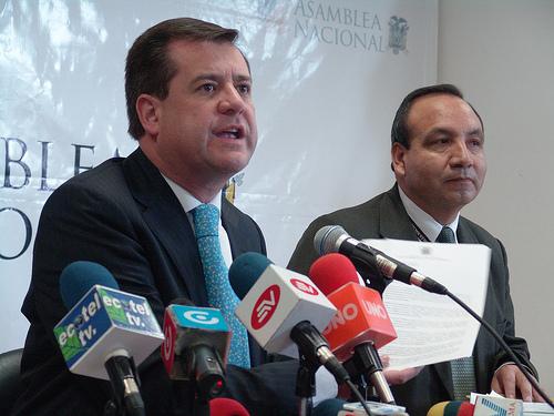 Paez: gobierno quiere tener injerencia en el poder judicial