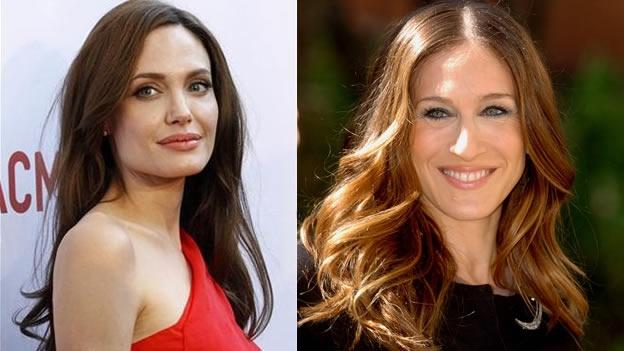 Jolie y Jessica Parker son las mejor pagadas de Hollywood
