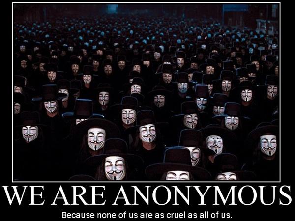 Anonymous atacó sitios web del FBI por represalia