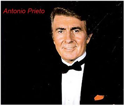 Muere el cantante Antonio Prieto