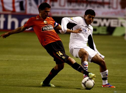 Liga de Quito pierde 2-0 en Casa Blanca