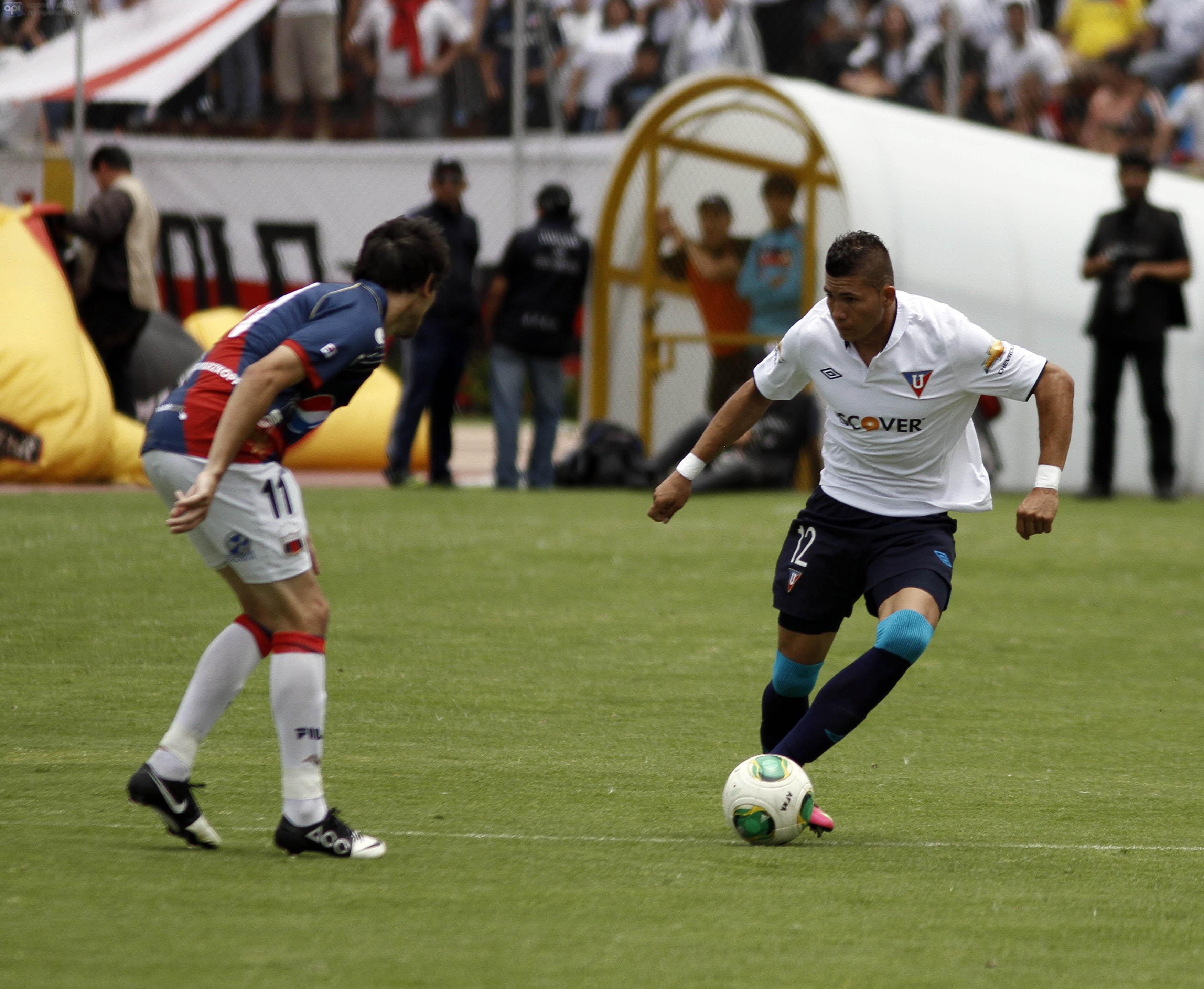 Dep. Quito gana el Clásico de la Capital 2 - 1 ante LDUQ