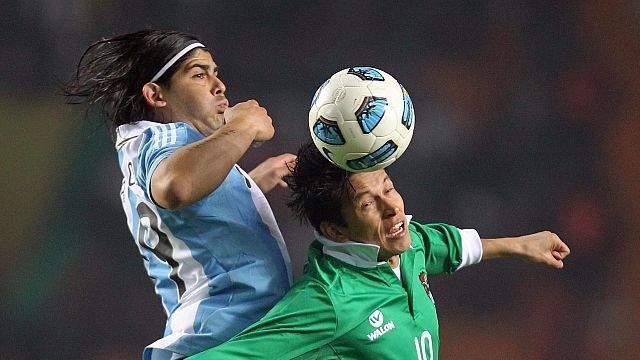Argentina no pudo ante Bolivia en el partido inaugural