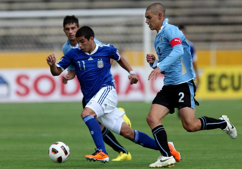 Argentina clasifica en el Mundial Sub-17