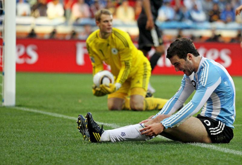 Alemania dejó en shock a Argentina
