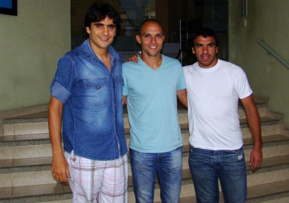 Tres argentinos ponen a soñar al Manta