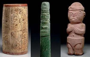 Piezas arqueológicas fueron entregadas a Ecuador y Perú