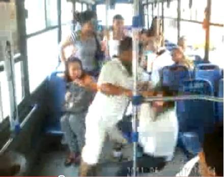 Capturan a supuesto asaltante de buses