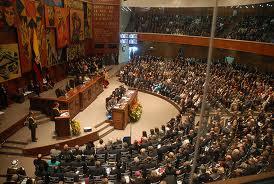 Tres candidatos a presidir la Asamblea Nacional