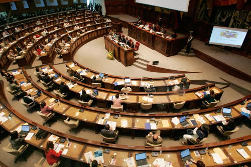 Proyecto de Ley de Comunicación se votará artículo por artículo