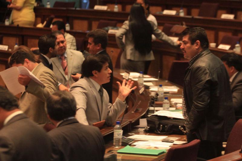 La votación de Ley de Educación Superior sigue suspendida