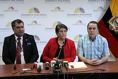 Asambleístas buscan consensos en Ley de Comunicación