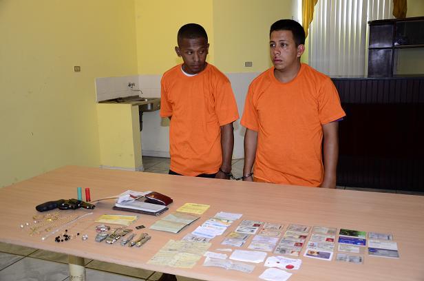 Detienen a sospechosos de crimen en El Floron