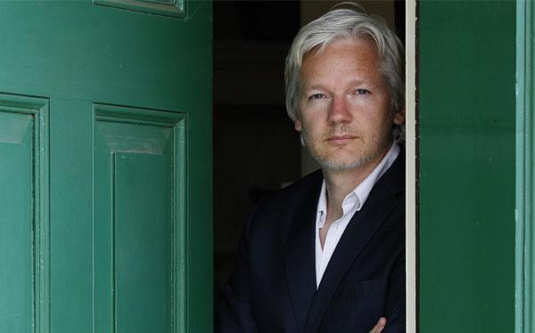 Assange agradece a una 'valiente nación'