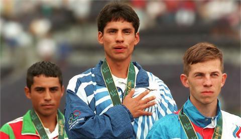 Jefferson Pérez le dio su primera gloria olímpica al Ecuador