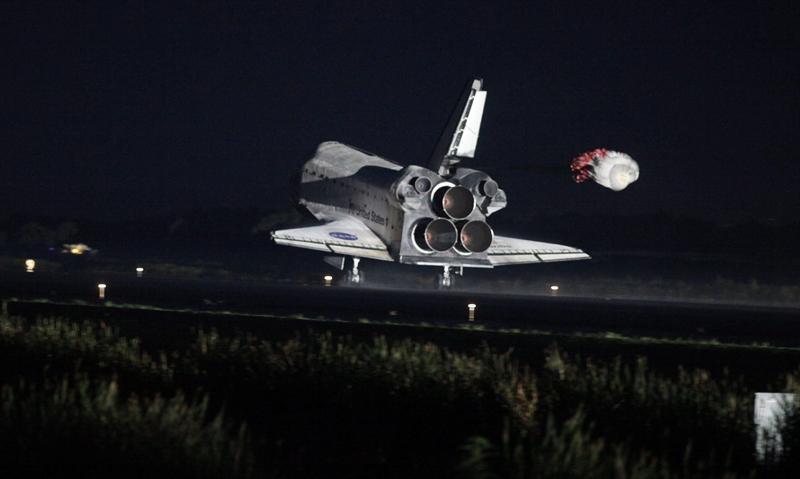El Atlantis aterriza y pone fin a la exploración espacial con transbordadores