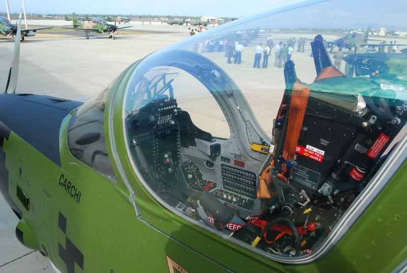 Helicópteros y aviones supersónicos, en planes de compra