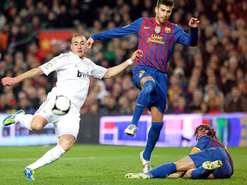 Barcelona deja a Real Madrid fuera de la Copa del Rey