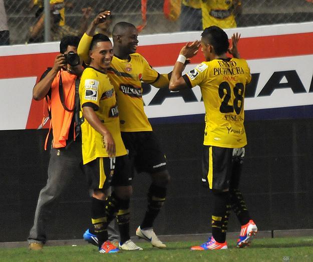 Barcelona es líder de la segunda etapa del torneo ecuatoriano