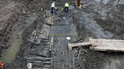 Encuentran restos de un barco del siglo XVIII en la Zona Cero de Nueva York