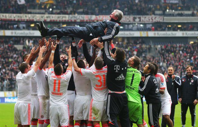 Bayern Munich ya es campeón de la Bundesliga