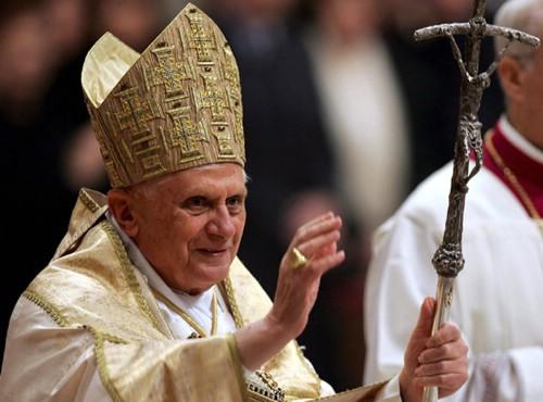 Benedicto XVI tiene portal en Twitter