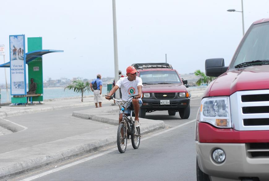 Sin estadísticas sobre bicicletas que hay en Manta