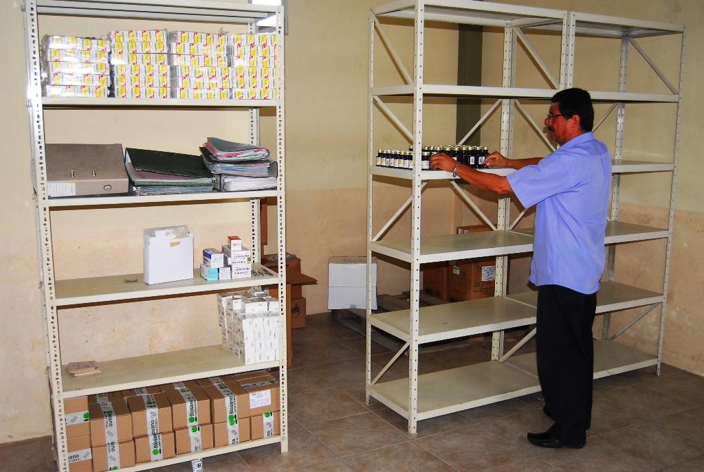 Hospital de El Carmen carece de medicamentos