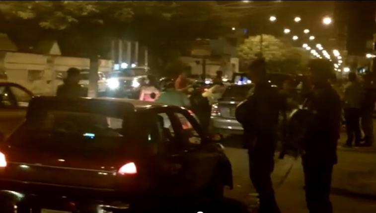 Los 'Boinas Rojas' realizan operativos en Portoviejo