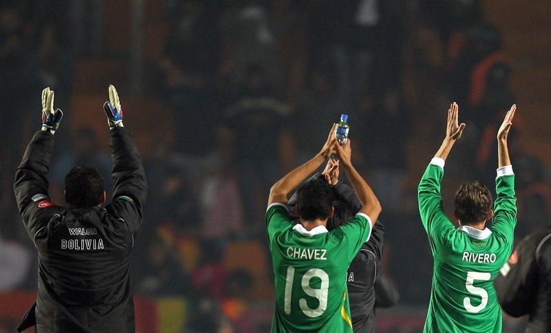 Prensa boliviana destaca como hazaña el empate ante Argentina