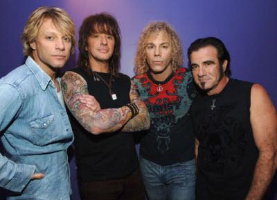 Bon Jovi, grupo que más ha recaudado en sus conciertos