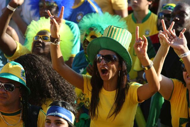 Brasil supera a Corea del Norte 2-1