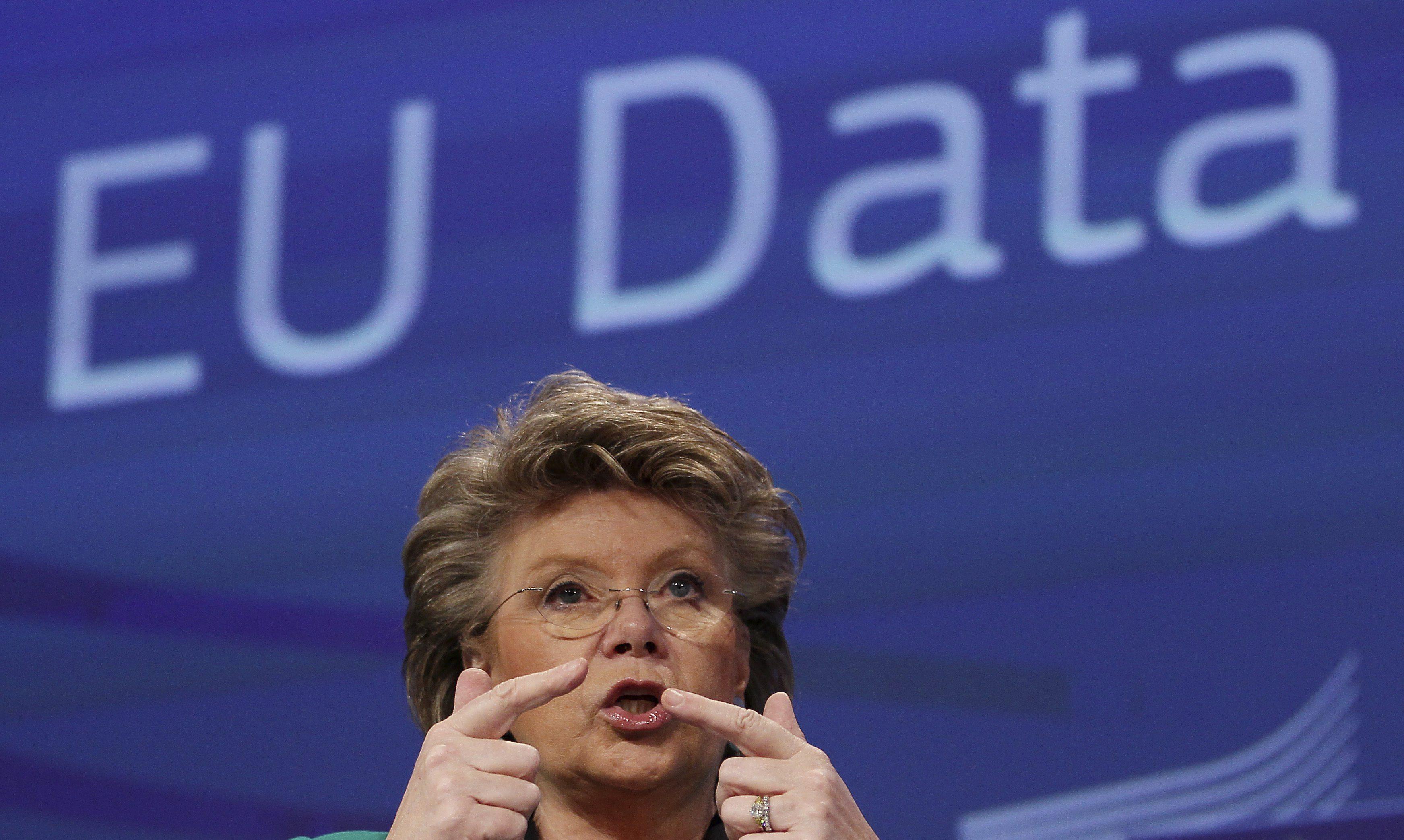 Bruselas propone obligar a las web a borrar los datos personales de internet