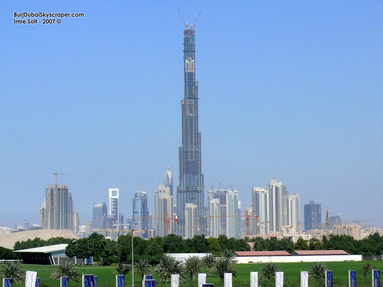 Hoy cumple años de inaugurado el edificio más alto del mundo