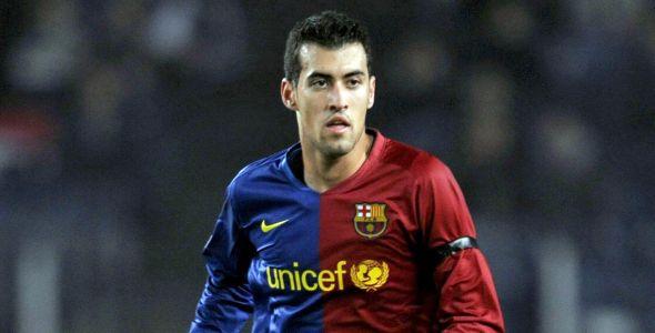 Busquets renueva con el Barcelona hasta 2015
