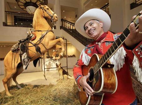 El caballo del vaquero Roy Rogers vendido por 266.500 dólares