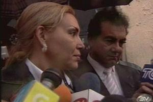 Hija del notario Cabrera fue puesta en libertad