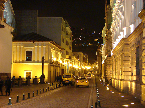 CAF aprueba crédito por $48 millones para Quito