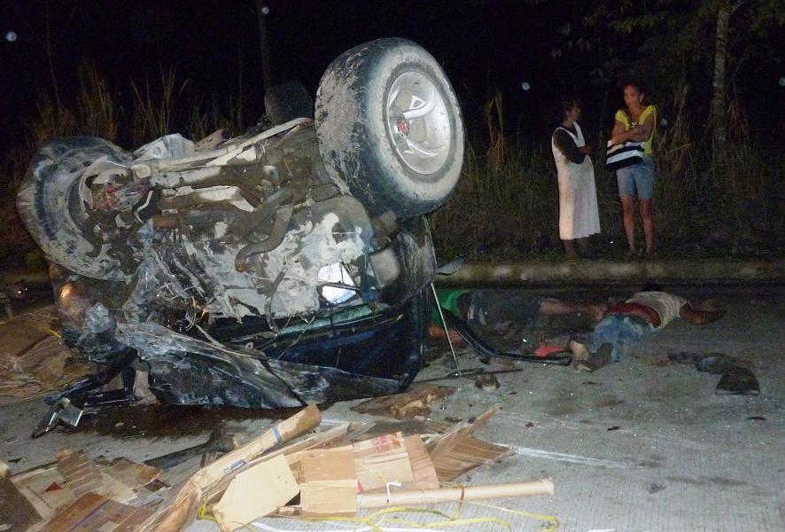 'Lalo' perdió la vida en la carretera hacia Pedernales